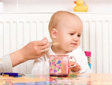 Nguyên nhân khiến trẻ ngày càng biếng ăn