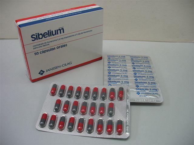 Sibelium 5mg 2 Sibelium