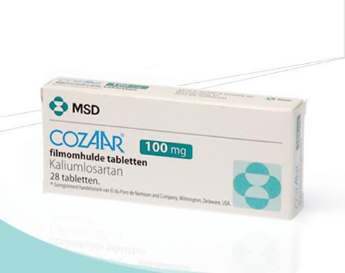 cozaar packshot Cozaar