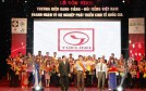 Tuệ Linh nhận danh hiệu từ hiệp hội công nghiệp môi trường Việt Nam
